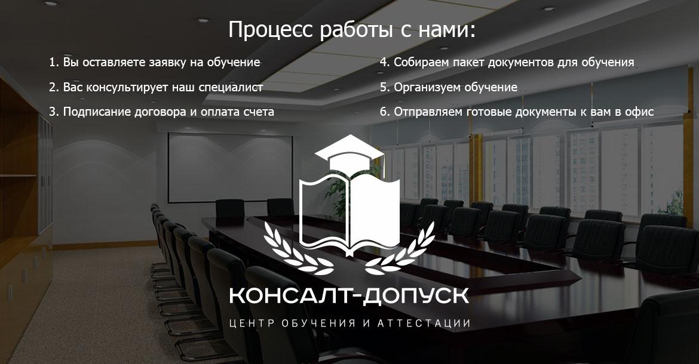 Процесс работы с нами